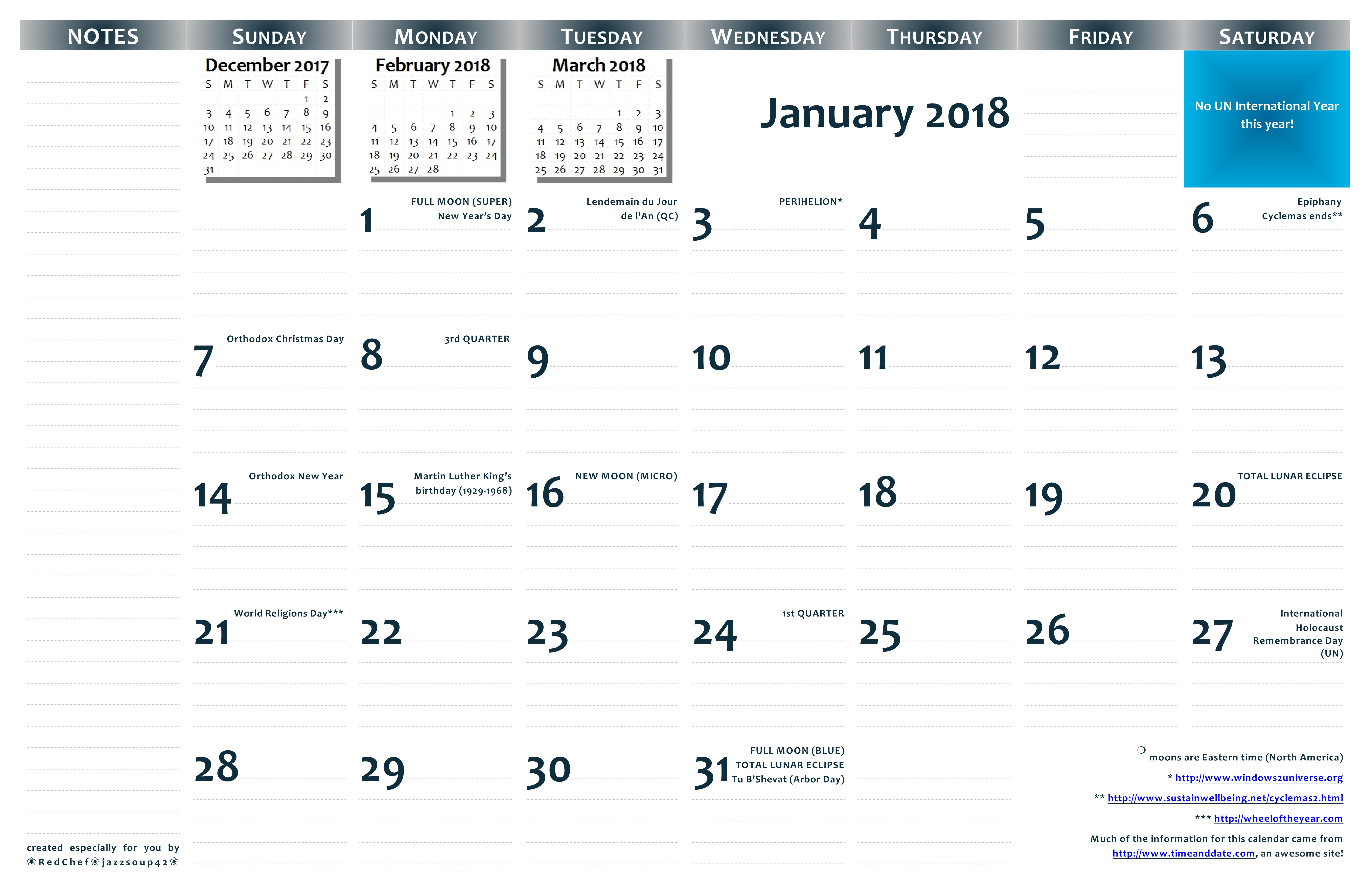 graphic about Printable Calendar Pdf called free of charge printable 11 x 17 month-to-month calendar JazzSoup42